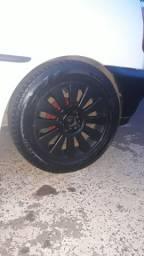 Troco rodas 15 por rodas 14 de ferro