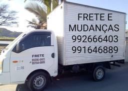FAÇO FRETE