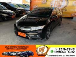 Honda City 1.5 EX 2017 Flex Automático Muito Novo