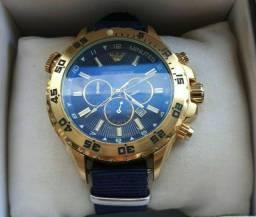 (Pra vender Logo) Relógio Armani