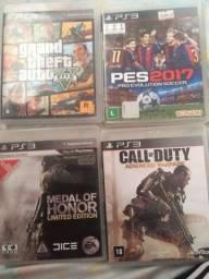 Jogos de PS3 todos originais