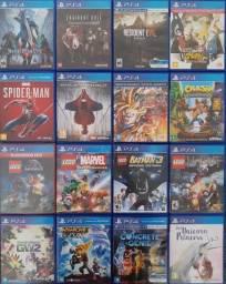 Jogos de Playstation 4 - Estado de Novo