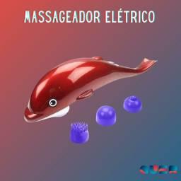Massageador Corporal elétrico golfinho  - Promoção Imperdível!!!!