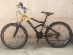 Bicicleta caloi aero 24
