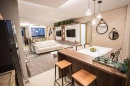 Apartamento de 2 quartos sendo 1 suíte com 61m² no Setor Aeroviário em Goiânia