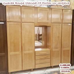 Guarda Roupa Marupa Madeira Maciça Oferta 10x sem Juros. Nosso whats 9.9912.2169