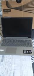 Notebook Lenovo Novinho na caixa