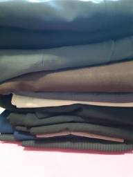 Lote de roupas masculina 3 reais a peça