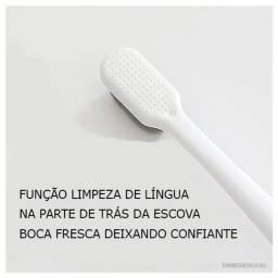 1 Pç Escova de dentes macia 20 mil Nano Cerdas Ultrafinas