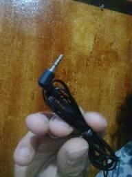 Fone de ouvido genérico P1