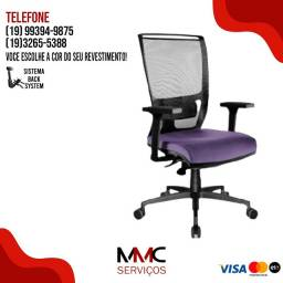 Cadeiras para escritório e Home Office