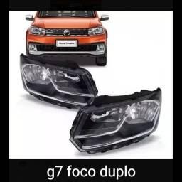 Farol G7 foco duplo
