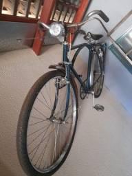 Bike caloi arco duplo de 63. Original