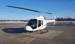 Helicóptero BELL505 Jet Ranger 2018