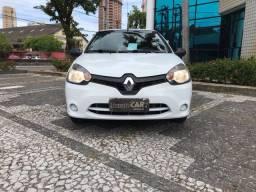 Renault clio hatch 2014 Aut com ar-condicionado super conservado !