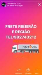 Frete Ribeirão e região