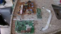 Placas Tv Lg 39lb5600 Defeito na tela