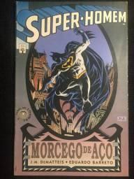 Super-homem - Morcego De Aço