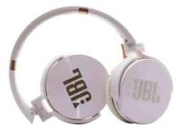 Fone de Ouvido Headphone JB950 Bluetooth, Rádio e Microfone