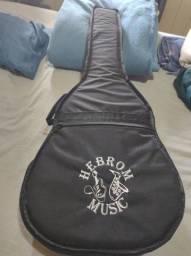 violão ashland by crafter + capa almofadada feita sob medida