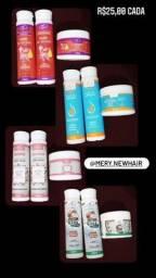 Kits Shampoo+ Máscara+ Condicionador