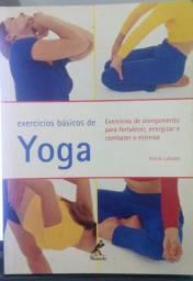 Livro Novo: Exercícios Yoga. Entrega grátis