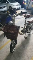 Bicicleta Blitz Elétrica Life