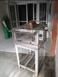 Forno industrial c/gratinador
