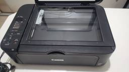 impressora canon multifuncional mg3210