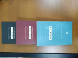 Coleção Homilética - 3 livros - Jilton Moraes