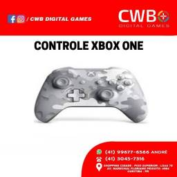 Controle Xbox One,Novo lacrado e c/ garantia - Loja física