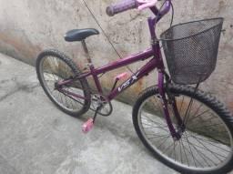 Bike feminina aro 24