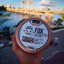 Pomada Modeladora Caramelo da Fox for Men 130g
