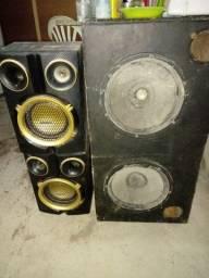 Vende se 3 caixa de som