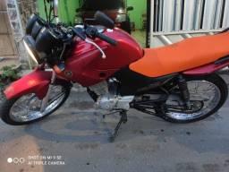 Vende-se Yamaha Factor 125cc  em dias 11/12
