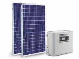 Kit Energia Solar Fotovoltaica 0,65 kWp
