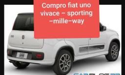 Fiat uno mille fire economy
