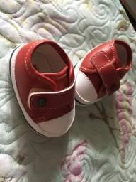 Sapatinho de bebe