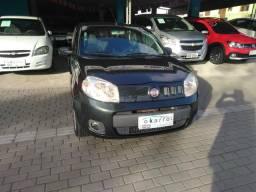 Fiat uno 2012 completo recebo troca - 2012