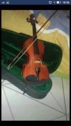 Violão Tagima e Violino
