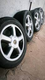 Vendo rodas 1000$