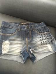 Short jeans Checklist, Tam 34 - 40,00