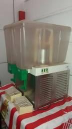 Refresqueira de 2 cubas