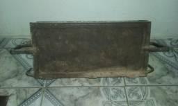 Forma para blocos de concreto