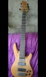 Baixo luthier
