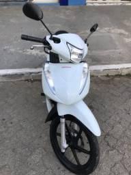Honda Biz 125 EX Branca 14/15 - 2015