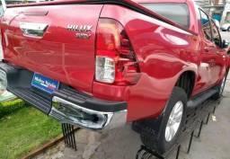 Toyota hillux 2.7 srv cab.dupla 4x2 flex aut.4p - 2017