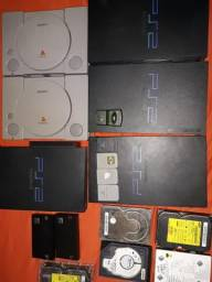 PlayStation 1 e PlayStation 2