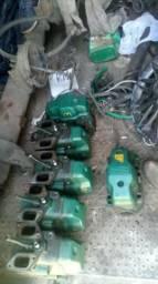 Vm 330 2013 cabeçotes com unidades e radiadores