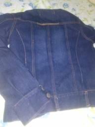 Jaqueta jeans kokid 36 , feminina